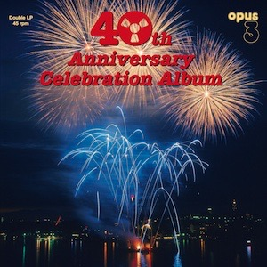 40th Anniversary Celebration Album Vinyl
