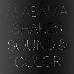 Alabama Shakes-Sound And Color Vinyl