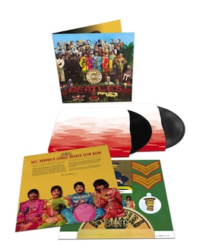 Beatles-Sgt Peppers Lonely Hearts Club Band 2017 Vinyl