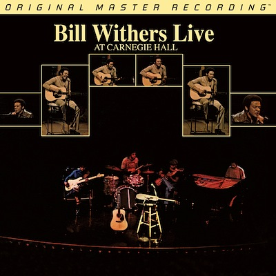 Bill Withers-Live At Carnegie Hall Vinyl