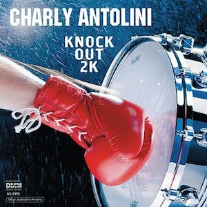 Charly Antolini-Knock Out 2K 180g LP