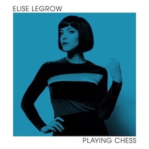 Elise LeGrow Playing Chess Vinyl