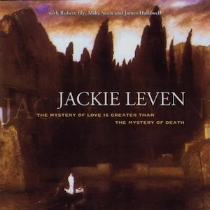 Jackie Leven-The Mystery Of Love Vinyl