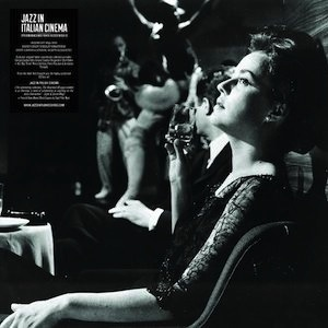 Jazz in Italian Cinema LP Review
