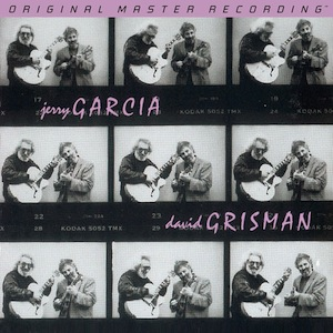 Jerry Garcia And David Grisman Vinyl