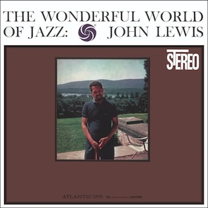 John Lewis-The Wonderful World Of Jazz Vinyl