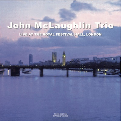 John McLaughlin-Live At The Royal Festival Hall Vinyl