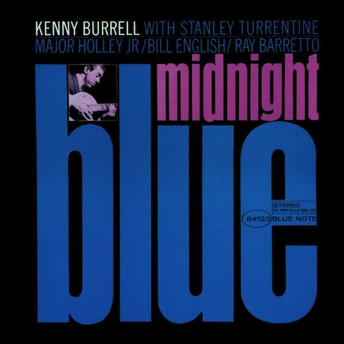 Kenny Burrell-Midnight Blue