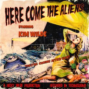 Kim Wilde-Here Come The Aliens Vinyl