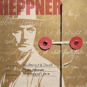 Peter Heppner-Confessions And Doubts Vinyl