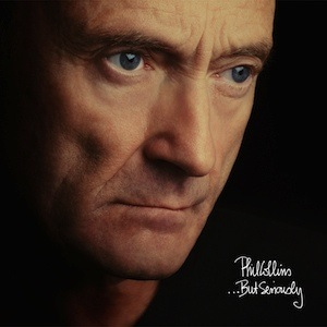 Phil Collins-But Seriously 2016 180g Vinyl