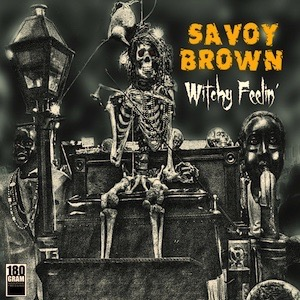 Savoy Brown-Witchy Feelin Vinyl