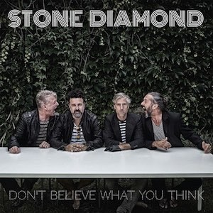 Stone Diamond-Dont Believe What You Think Vinyl