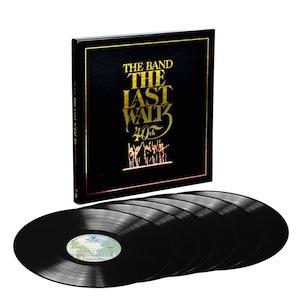 The Band-The Last Waltz 2016 Vinyl