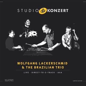 Wolfgang Lackerschmid The Brazilian Trio Vinyl