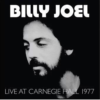 Billy Joel Live At Carnegie Hall 1977 RSD2019 Vinyl