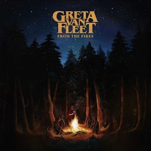 Greta van Fleet From The Fires RSD2019 Vinyl