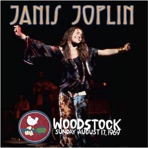 Janis Joplin Woodstock Sunday August RSD2019 Vinyl