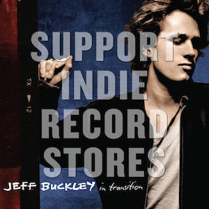 Jeff Buckley In Transition RSD2019 Vinyl