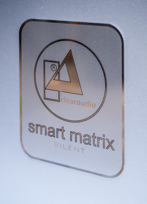 Smart Matrix Silent Typenschild