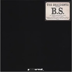 The Residents BS RSD2019 Vinyl