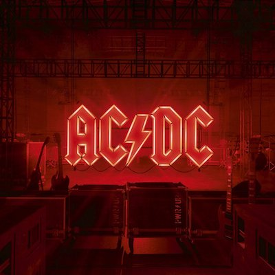 ACDC Power Up Vinyl