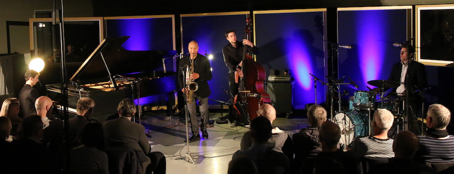 André Weiss Trio mit Ralph Moore