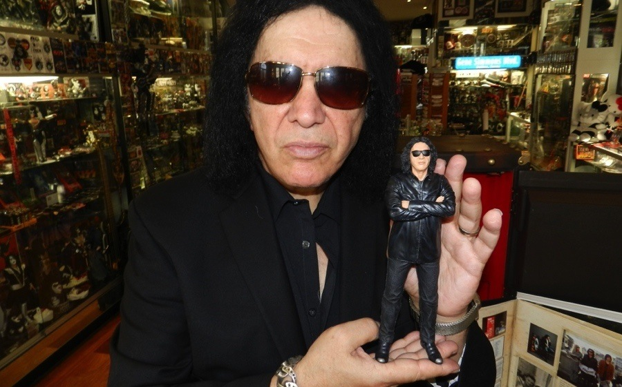 "Gene Simmons - ""The Vault Experience"""