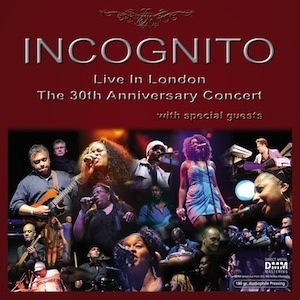 Incognito-Live In London 180g Vinyl