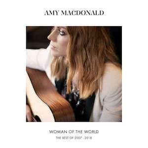 Amy Macdonald Woman Of The World Vinyl