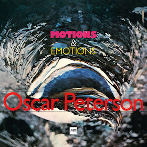 Oscar Peterson Motions And Emotions Vinyl 2018