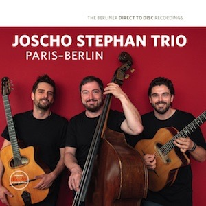 Joscho Stephan Trio Paris Berlin