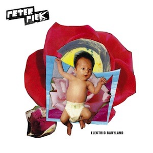 Peter Piek Electric Babyland Vinyl