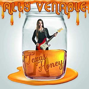 Ally Venable Texas Honey Vinyl