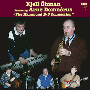 Kjell Oehman Hammond B 3 Connection Vinyl 19402