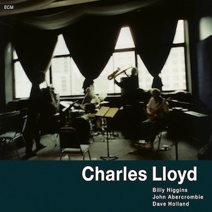 Charles Lloyd Voice In the Night Vinyl ECM 1674