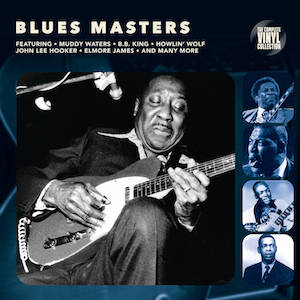 Blues Masters Complete Vinyl Collection