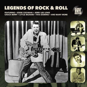 Legends Of RocknRoll Complete Vinyl Collection