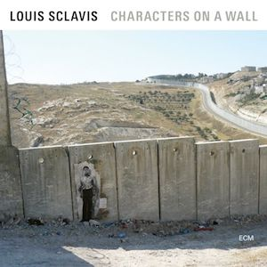 Louis Sclavis Charakters On A Wall Vinyl
