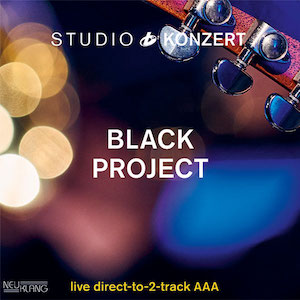Black Project Studio Konzert Vinyl NLP4212
