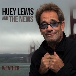 Huey Lewis And The News Weather Vinyl