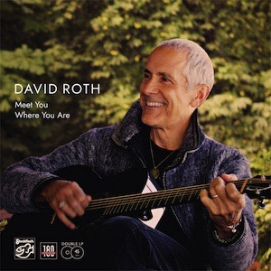 David Roth Meet You Where You Are Vinyl