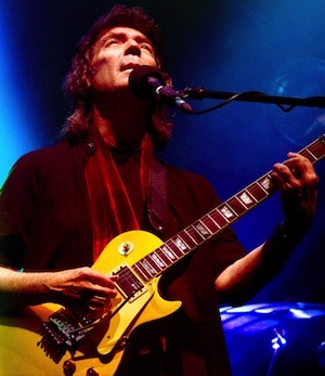 Steve Hackett 2019 Live At Hammersmith Vinyl Review Foto Chris Simmons