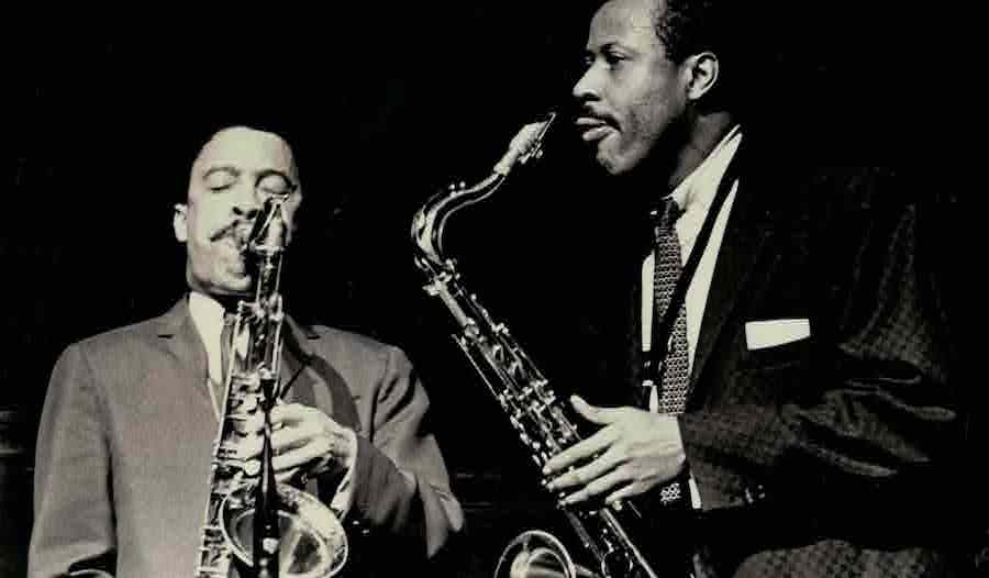 Johnny Griffin & Eddie 'Lockjaw' Davis