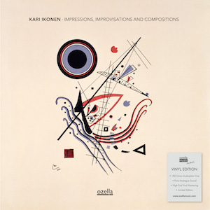 Kari Ikonen Impressions Improvisations and Compositions Vinyl