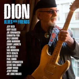 Dion Blues With Friends Vinyl
