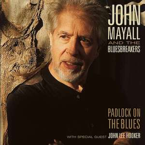 John Mayall Bluesbreakers Padlock On The Blues Vinyl