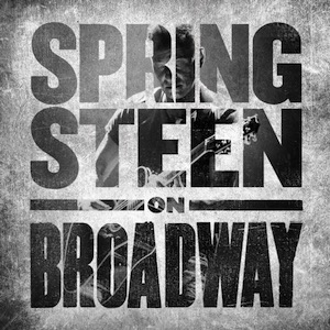 Bruce Springsteen On Broadway Vinyl