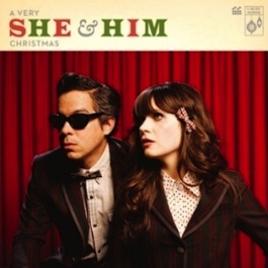she and him-a very she and him christmas vinyl